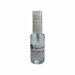 Professor Optiken special optical cleaner, 50ml